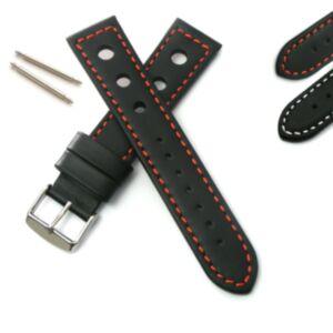 Sarnen Watch Strap Genuine Leather 3 Hole Sports