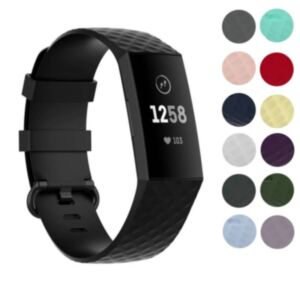 Replacement Strap for Fitbit Charge 4 and Charge 3